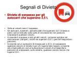 segnali di divieto4