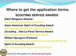 where to get the application forms3