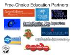 free choice education partners