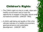 children s rights