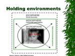holding environments2