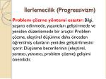 lerlemecilik progressivizm1