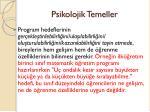 psikolojik temeller3