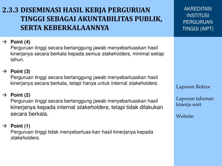 Ppt Kriteria Penilaian Aipt Powerpoint Presentation Id 6976420