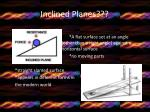 inclined planes1