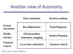another view of autonomy