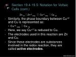 section 19 4 19 5 notation for voltaic cells cont1