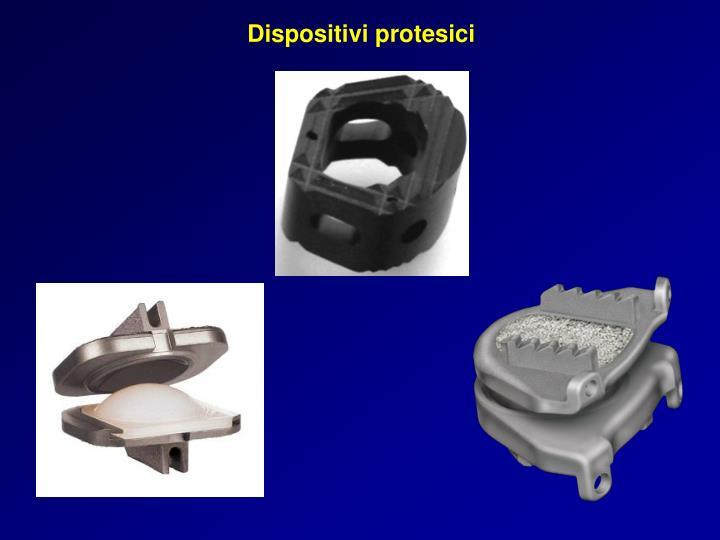 Dispositivi protesici