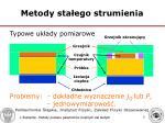 metody sta ego strumienia1