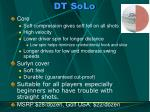 dt solo1