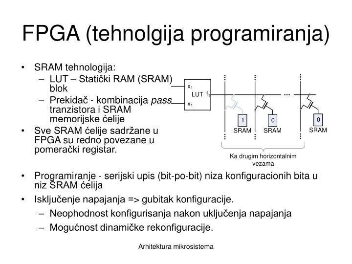 FPGA (tehnolgija programiranja)