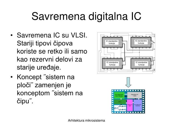Savremena digitalna IC
