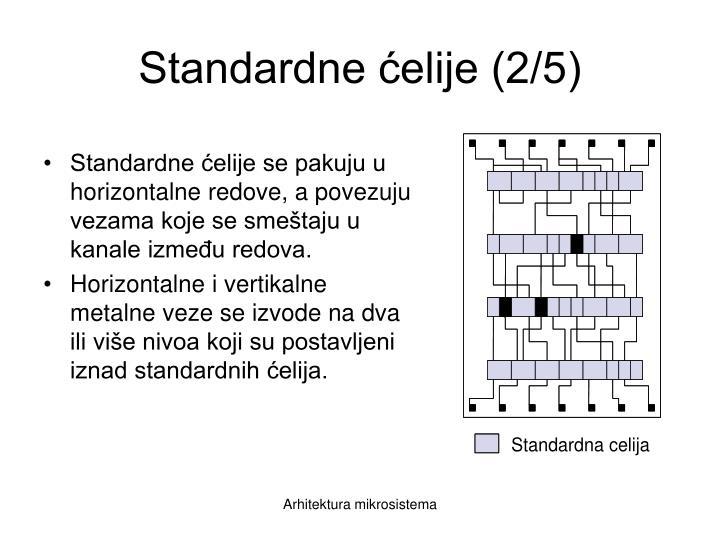 Standardne ćelije (2/5)