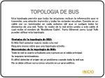 topologia de bus
