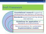 draft framework