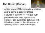 the koran qur an
