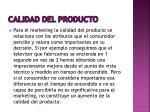 calidad del producto1