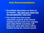 joint recommendations1