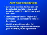 joint recommendations2