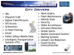 city drivers