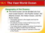 14 1 the vast world ocean1