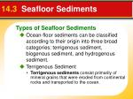 14 3 seafloor sediments