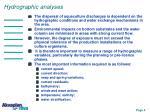 hydrographic analyses1