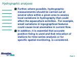 hydrographic analyses3