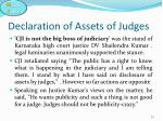 declaration of assets of judges2