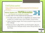 fafsa4caster https fafsa ed gov fafsa app f4cform execution e1s1