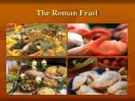 the roman feast