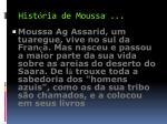 hist ria de moussa