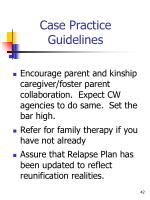 case practice guidelines6