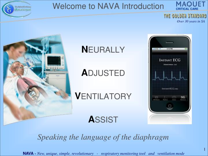 welcome to nava introduction n.