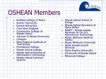 oshean members