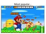 most popular1