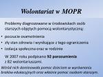 wolontariat w mopr