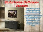 stufurhome bathroom vanities