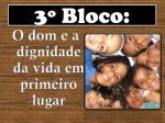 3 bloco
