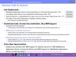 partner call to action
