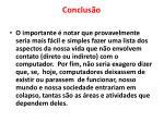 c onclus o