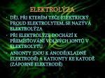 elektrol za