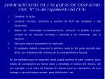 formalidades de las gu as de despacho art n 70 del reglamento del iva
