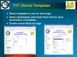 tvt device templates