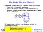 the finite element method1