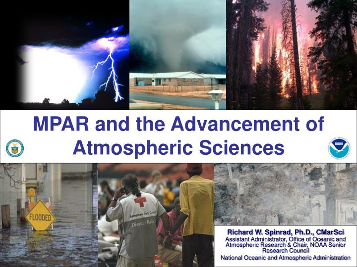 mpar and the advancement of atmospheric sciences n.