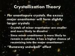 crystallization theory2