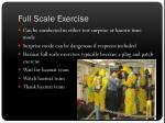full scale exercise2