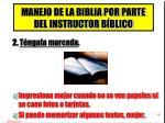 manejo de la biblia por parte del instructor b blico1