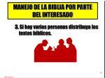 manejo de la biblia por parte del interesado2